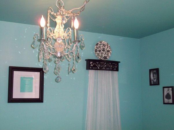 breakfast at tiffanys bedroom decor | My Audrey Hepburn/Breakfast at Tiffany's inspired guestroom - Bedroom ...
