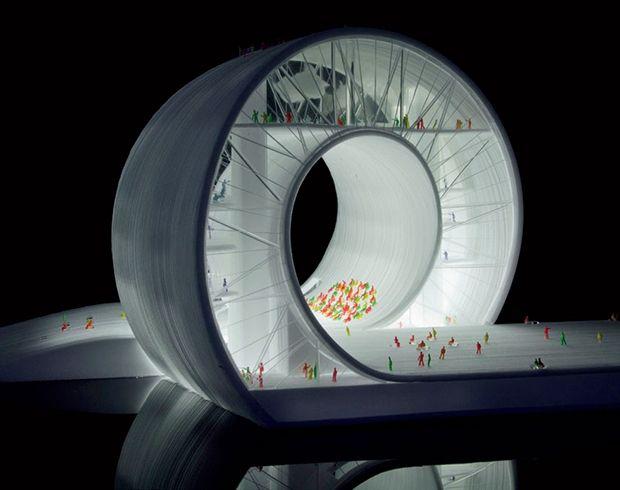 10月10日に開催する「WIRED CONFERENCE 2014」に登壇予定のビャルケ・インゲルス。彼が率いるビャルケ・インゲルス・グループ(BIG)は、現代において最も革新的かつ独創的な建築の一翼を担っている。「快楽的サステイナブル都市」を標榜する彼らが、世界各地のコンペで発表してきたなかから、とくに注目の11作品を紹介。