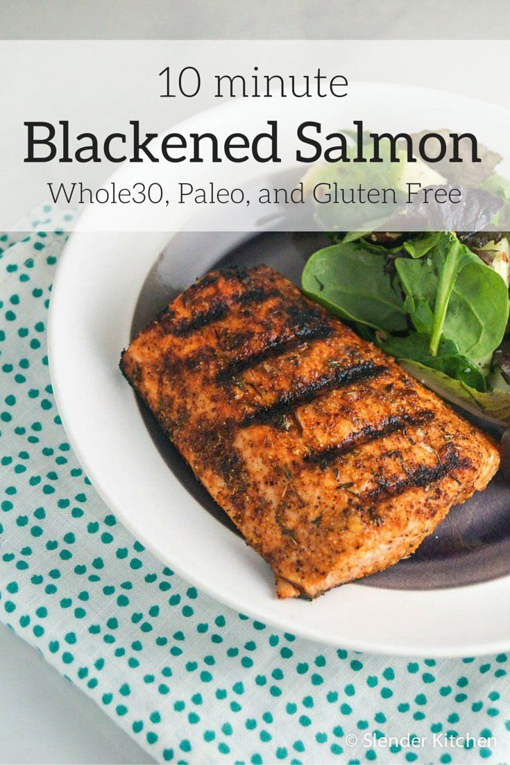 Salmon Is One Of My Goto Recipes For Busy Nights Since It Cooks In
