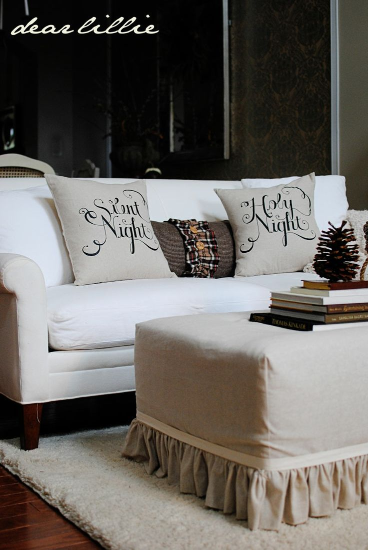 Pillows: Holiday, Night Holy, Christmas Time, Silent Night, Christmas Pillows, Night Pillows, Dear Lillie, Holy Night