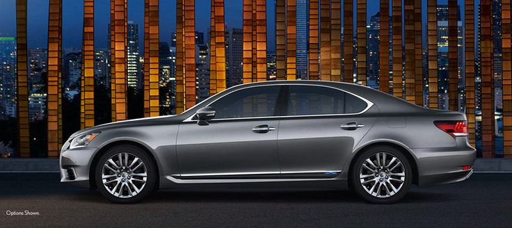 2016 Lexus LS Hybrid - New Lexus Model Details from Lexus of Las Vegas