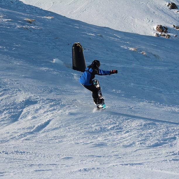 Photo by michaelmurden  #photo #gopro #snowboarding #snow #pop #boarding #nz #mthutt #newzealand #swag #yolo #dope #420