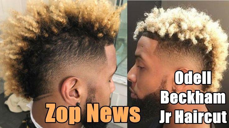 Odell Beckham Jr Haircut