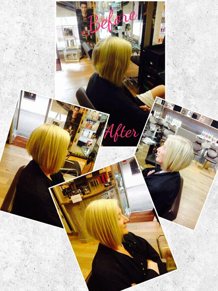 This lady wanted thickness and more volume. Also a panel of a different colour. We applied singles to create this look. Hair by Hayley