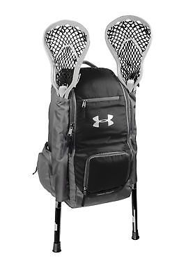 Equipment Bags 159153 Men S Under Armour Lax Lacrosse Backpack Bag Black It Now Only 79 99 On Ebay