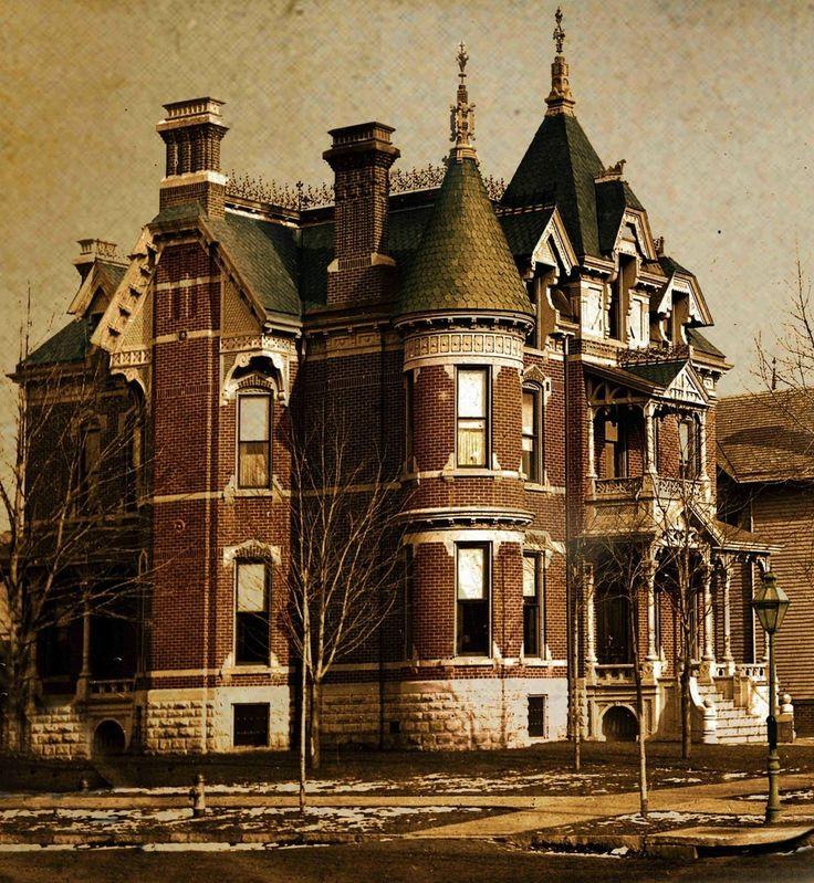 41 Best Lost Detroit Mansions Images On Pinterest