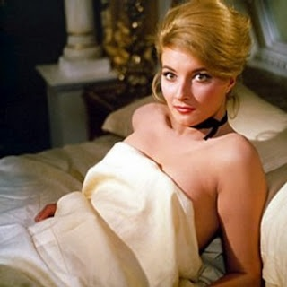 """Tatiana Romanova  ((Daniela Bianchi)  From Russia With Love  1963  A Russian embassy worker tricked by SPECTRE to pretend to be in love with Bond. The """"pretend"""" stuff goes out the window pretty fast."""