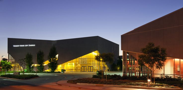 East Los Angeles College Performing & Fine Arts School | Arquitectonica