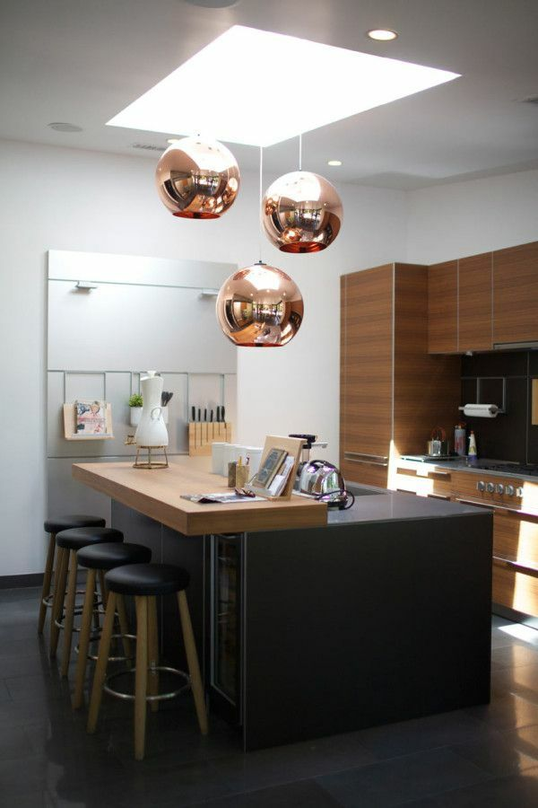 Die besten 25+ Kupfer Leuchte Ideen auf Pinterest Coole leuchten - deckenleuchten für wohnzimmer