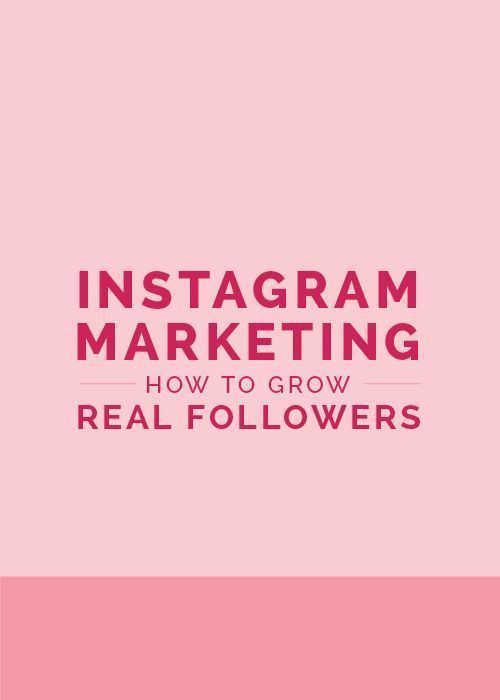 Instagram Marketing: Find Your Following (with REAL followers!)