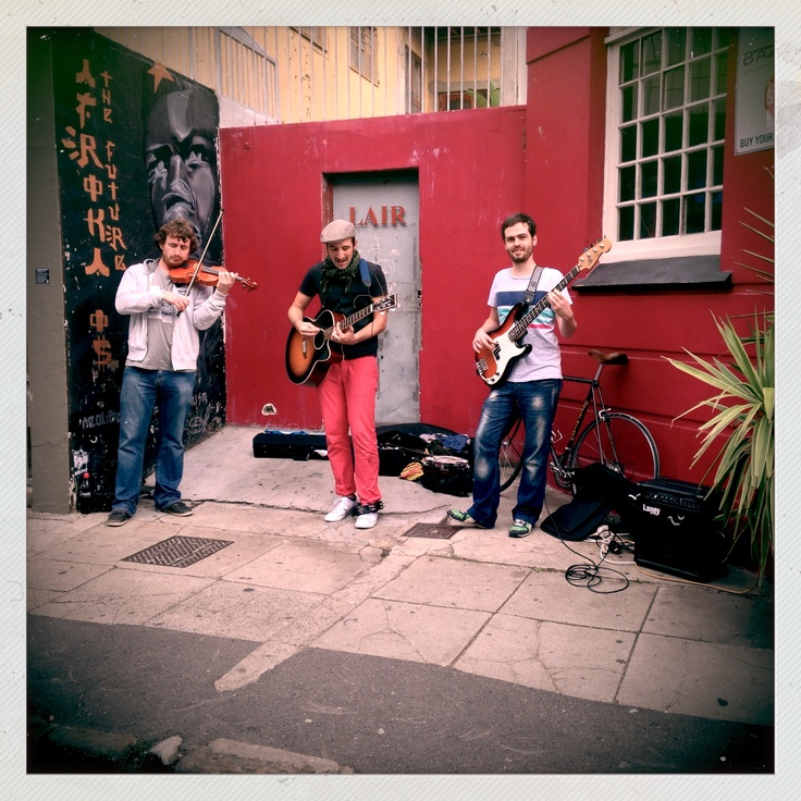 Obz street day fun