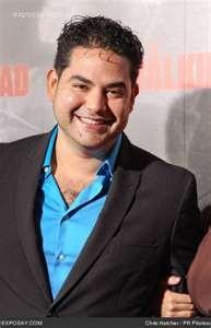 Juan Gabriel Pareja as Morales
