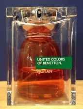 United Colors Of Benetton Perfume for Women Eau De Toilette Used Unique Bottle #shopinspired