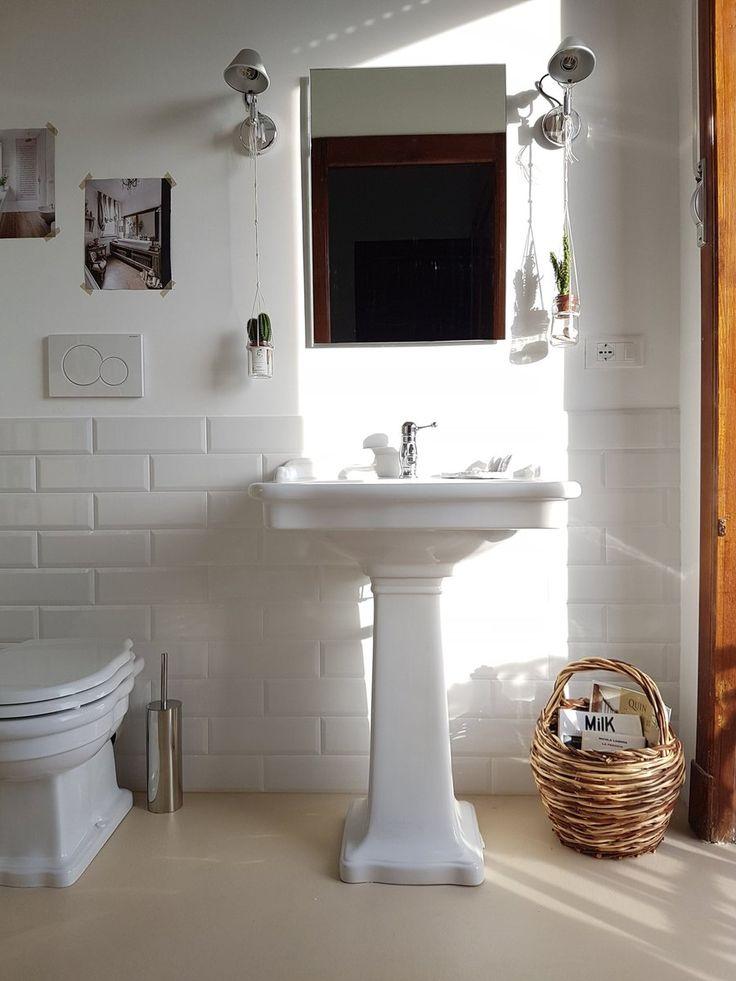 "From Rossella Cardone @ACasadiRo on Twitter : ""My last project #bathroom…"