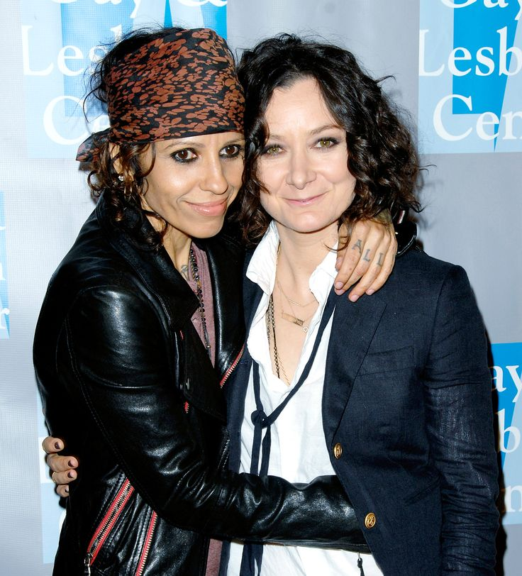 Sara Gilbert and Linda Perry Are Married