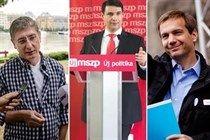 Választás 2014 - Parlamenti választások 2014 ::: Orbán Viktor, Mesterházy Attila, Bajnai Gordon, Gyurcsány Ferenc