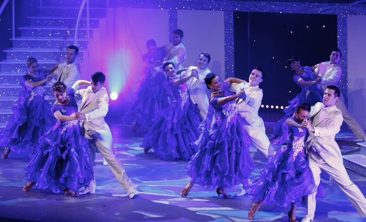 From the producers of last year's popular New Jersey Nights, International theatre producer David King for Spirit Productions returns to Blackpool's Grand Theatre this Summer with the hit song and dance extravaganza Puttin' On The Ritz.
