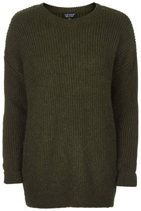 Dark Green Knit Jumper #dashingwishlist #thedashingrider