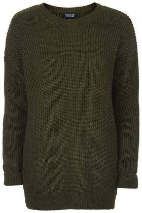 Dark Green Knit Jumper #dashingwishlist #thedashingrider