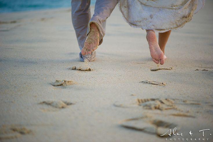 Barefoot Beach Walks