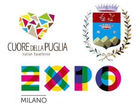 Anche le imprese del territorio potranno partecipare ad Expo 2015, grazie ll'associazione dei comuni denominata 'Cuore di Puglia'. Il progetto è inserito nell'ambito di valorizzazione dei prodotti enogastronomici e agroalimentari