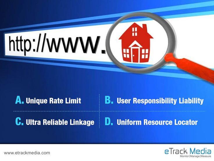 "#Quiz: What does ""URL"" stand for? #QuizTime #AnswerItNow #DigitalMarketing #OnlineMarketing"
