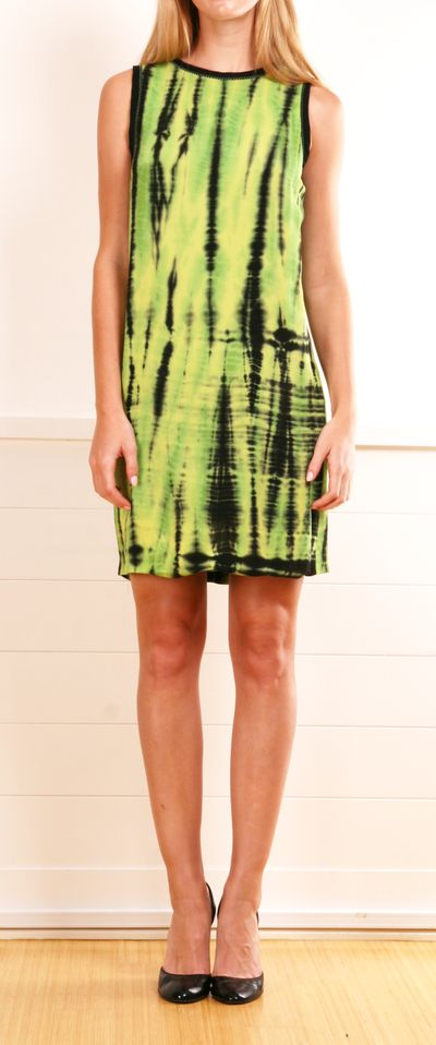 Proenza Tie Dyed Dress