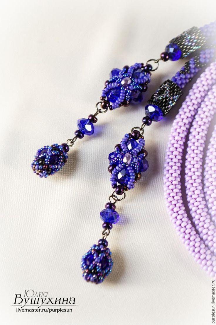 Создаем плетёную бусину «Fleur-de-lys» - Ярмарка Мастеров - ручная работа, handmade