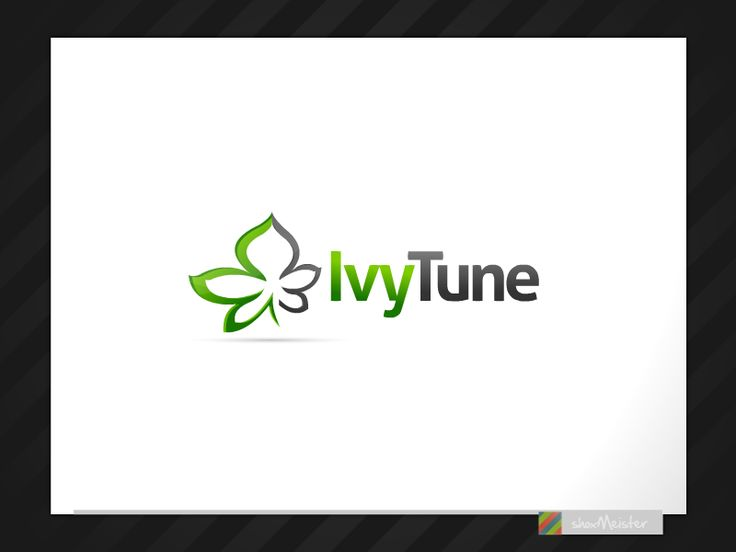 Website logo and application icon for IvyTune by shoxMeister