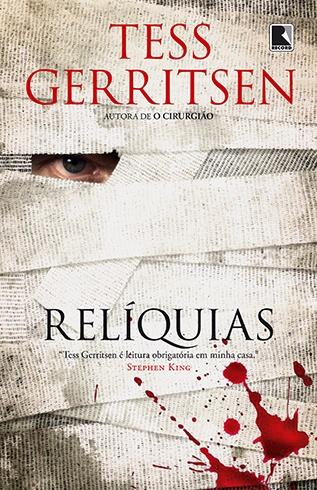 308 best livros images on pinterest romance romances and romantic relquias tess gerritsen fandeluxe Images