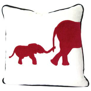 Transitional Decorative Pillows by Therese Marie Designs