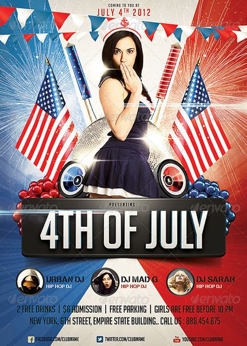 88 best Party Posters images on Pinterest Party poster, Posters - labour day flyer template