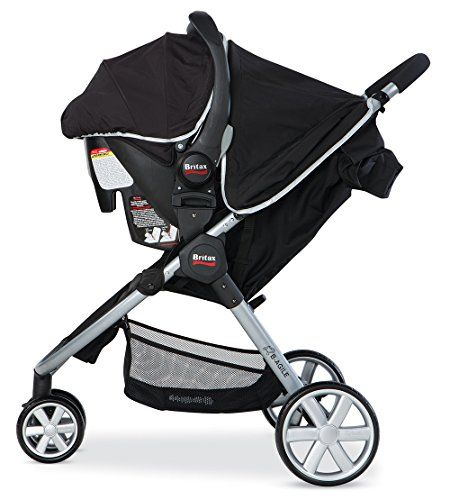 Britax B Agile Travel System Black Babies R Us