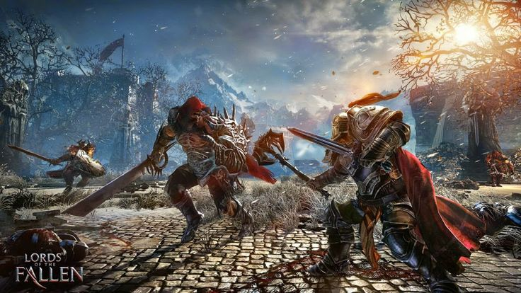 Lords-of-the-Fallen-PS4Playstation-4-Preview  In our latest Bandai Namco preview of Lords of the Fallen on PS4, we couldn't help but recollect the striking similarities to the highly acclaimed Dark Souls Franchise after watching the game in action.  #PS4Games #Playstationgames #Playstation4Games #LordsOfTheFallen #PS4Preview #Preview #Deck13