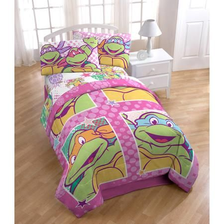 Home Ninja Turtles Kids Bedroom Girls Bedroom