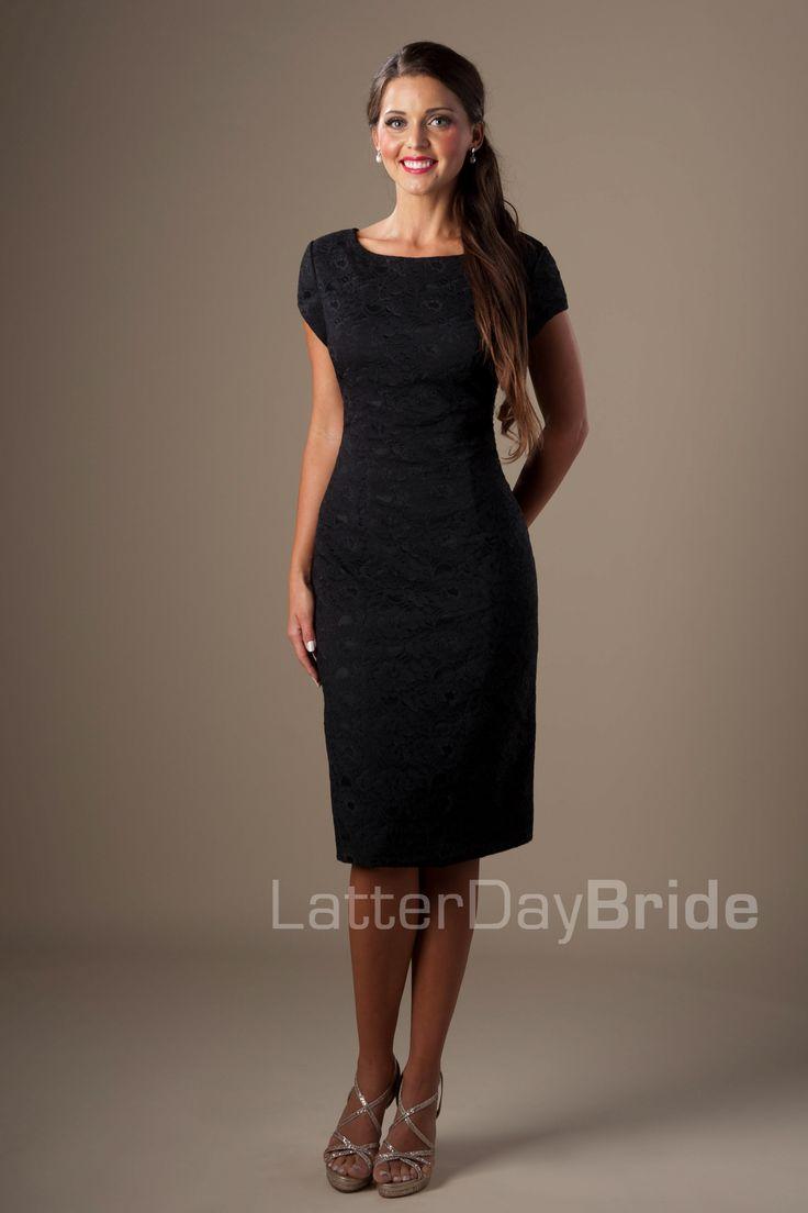 78  images about Modest Bridesmaid Dresses on Pinterest - Salt ...