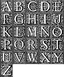 Online Symbolism Dictionary    på engelsk - men giver et hurtigt forståeligt overblik over sproglige / billedmæssige symboler