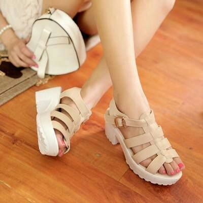 Heels Barbie Solid