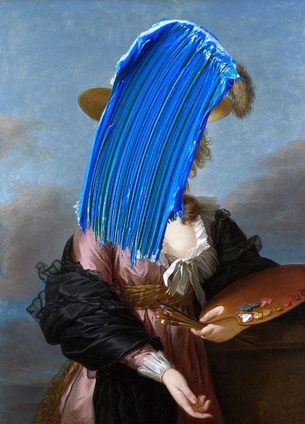 Strange heads | Thomas Robson