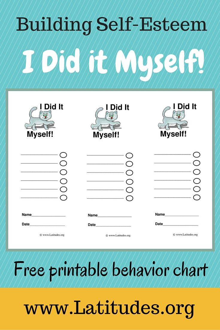 top ideas about chore charts for kids age behavior chart cute kitten