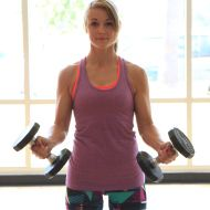 Get Defined Biceps and Amazing Arms with These Dumbbell Exercises   LA Fitness   Official Blog   Living Healthy