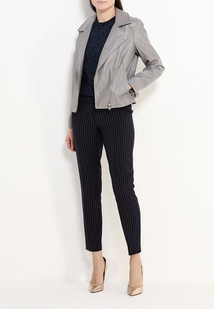 Куртка кожаная Lusio купить за 6 299 руб LU018EWSLN78 в интернет-магазине Lamoda.ru