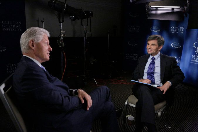 George Stephanopoulos's Gifts to Clinton Foundation Reinforce G.O.P. Doubts - NYTimes.com