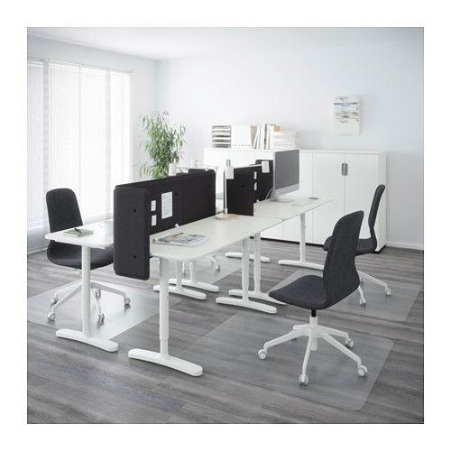 BEKANT Pöytäkokonaisuus - white - IKEA