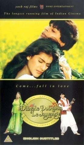 Dilwale Dulhania Le Jayenge - Shah Rukh Khan, Kajol #hindimovie