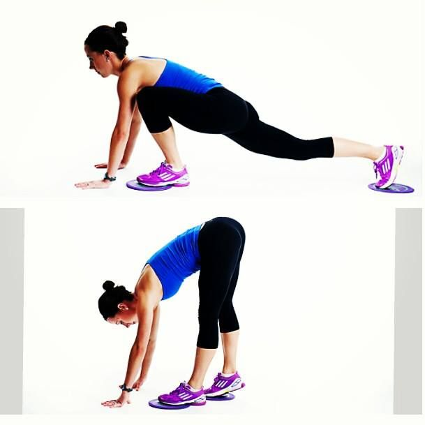 17 best images about gliders on pinterest lower abs home workouts and side lunges - D floors the future under your feet ...