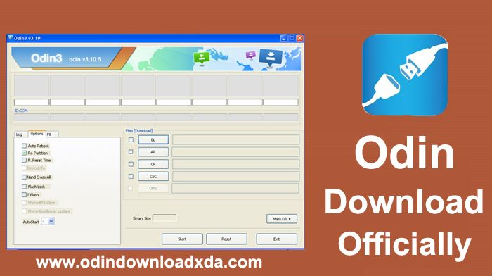 Odin download latest version to your PC. Samsung Odin is the best ROM flashing tool in the android community. You can Download Odin 3.12.3, Odin 3.10.7, Odin 3.10.6