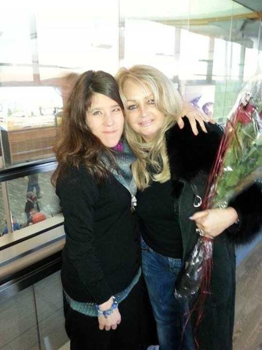 #bonnietyler #concert #norway #kristiansung   with Theresa Balser a fan