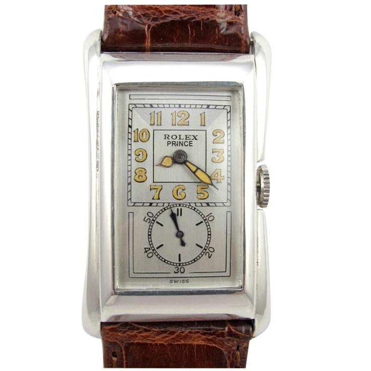 Rolex Doctor's Watch