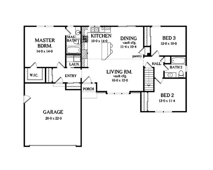 11 best images about cottage plans on pinterest 2nd for Small house design 2nd floor